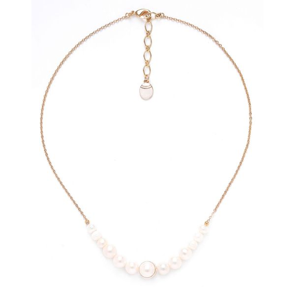 Колье Nature Bijoux, Sweet Pearl, с жемчугом, NB21.1-15-41564 (белый)